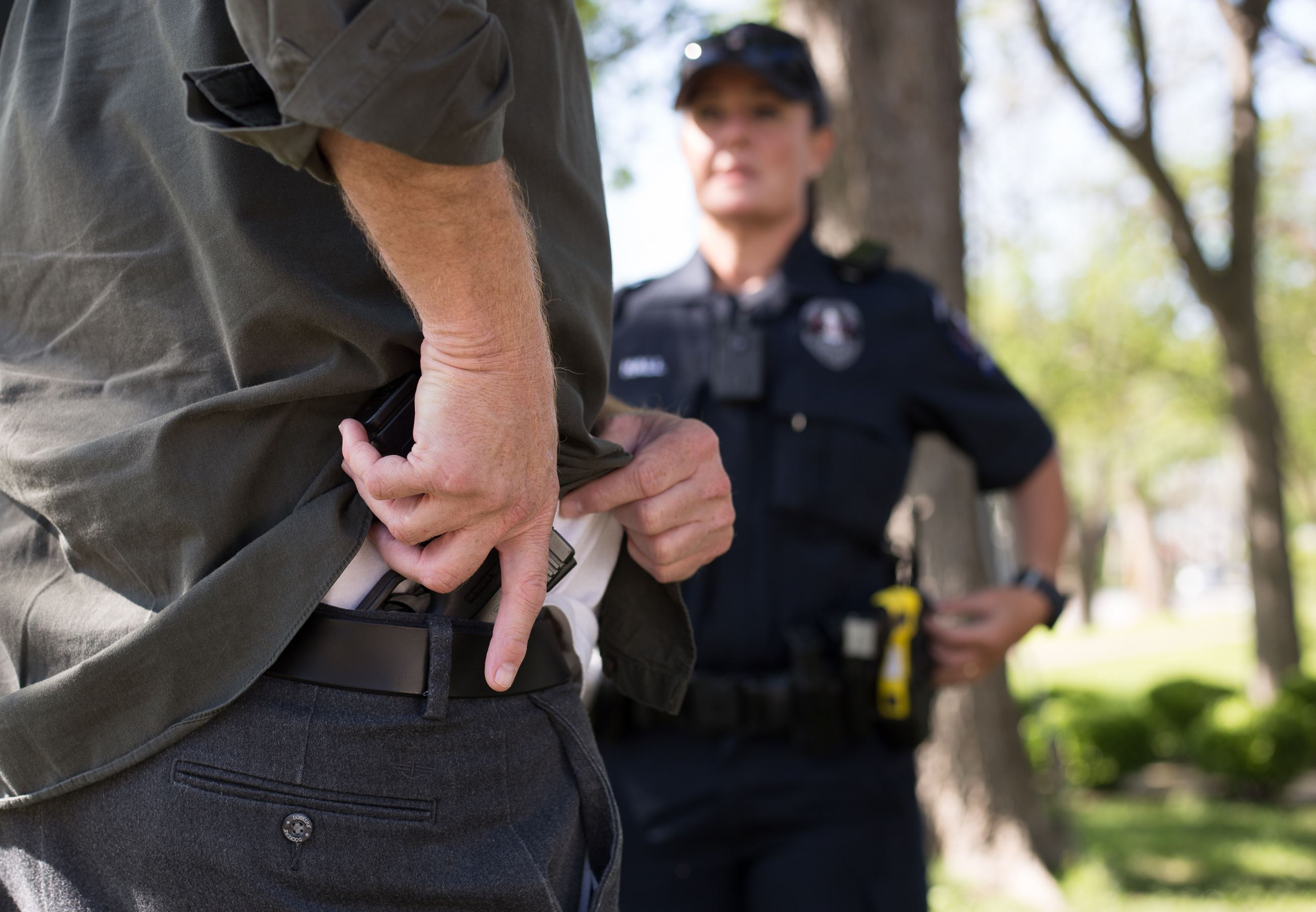 Calibre Press Legally Justified Image