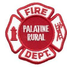 Palatine Rural Fire Protection District logo